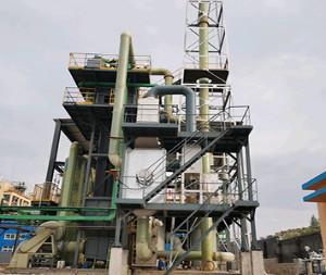 山东淄博化工厂SCR脱硝设备